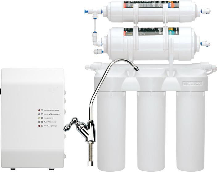 Система обратного осмоса Praktic Osmos Stream OUD600